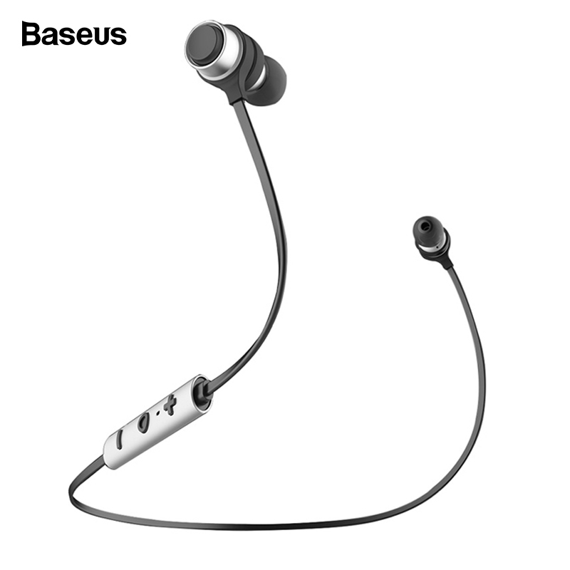 c9659ad9df0abd Acheter Baseus B16 Bluetooth Sans Fil Écouteurs écouteurs Pour ...