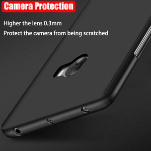 Image 4 - Aokin For Xiaomi Mi Note 2 Case Luxury Ultra Thin Matte PC 360 Full Cover for Xiaomi Note2 Mobile Phone Case with Tempered Glass
