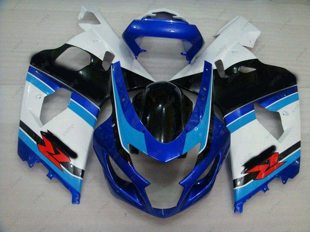 Fairings for Suzuki GSXR750 2004 Motorcycle Fairing GSX-R600 05 2004 - 2005 K4 Body Kits GSX-R750 04