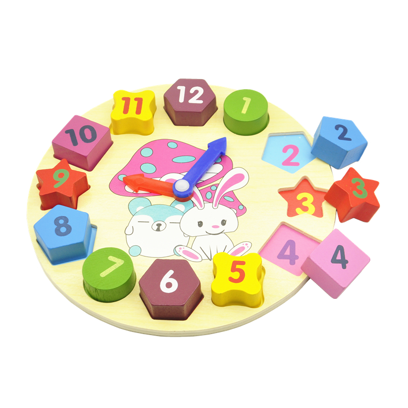 Wooden-Blocks-toys-Digital-Geometry-Clock-Toy-Childrens-Montessori-Educational-Toy-For-Baby-Boy-Girl-Gift-5