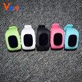 2016 Smart Phone Kid Safe GPS Watch Wristwatch SOS Call Location Finder Locator Tracker for Children Baby Anti Lost Monitor Q50