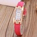 2017 New Women Fashion Luxury Wristwatches Brand Casual Watch Rhinestones Letaher Quartz Watches Ladies Clock Hodinky Saat Reloj