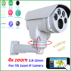 Owlcat HI3516C+SONY IMX222 HD 1080P 4X Auto Zoom 2.8-12mm Varifocal lens PTZ Outdoor Security CCTV ip Camera IR cut Onvif RTSP