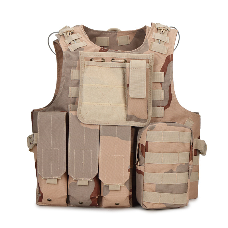 USMC Tactical Vests Military Hunting Tactical Accessories Outdoor Body Army Armor Plate Carrier Vest Airsoft Combat Assault