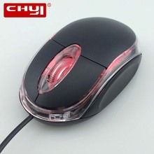 Mini Wired Gaming Mouse Mice 1600DPI USB Optical Mause Computer Mouse Mice For PC gamer Computer Laptop Cheapest Mouse Gifts