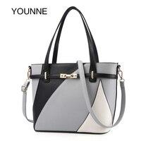 YOUNNE New Design Women Fashion Style Handbag Female Luxury Chains Bags Sequined Zipper Messenger Bag Quality