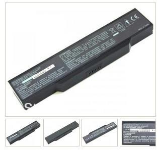Batería para suministrar computadoras nota chronos dr4 bp-8x66 (p) p/n: 442686900002 2c. 2k710. 011 para benq joybook s73 s73e s73g r31e series