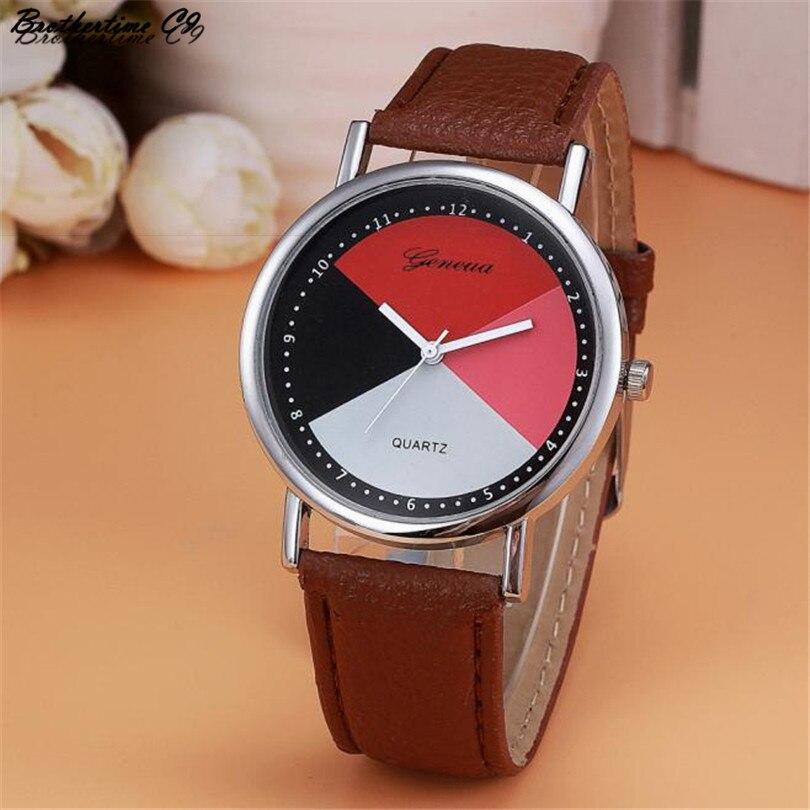 2017. gada modes pulkstenis sieviešu retro dizaina ādas joslas analogs sakausējuma kvarca rokas pulkstenis montre femme relogio feminino