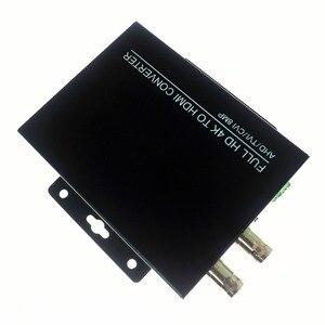 Image 4 - 1080P 8MP Độ Phân Giải CVI/TVI/AHD + CVBS Sang HDMI HDC ADH Full HD 4K HD Đồng Trục Sang HDMI Đầu Ra Và Đầu Vào HDMI Camera Thử Nghiệm