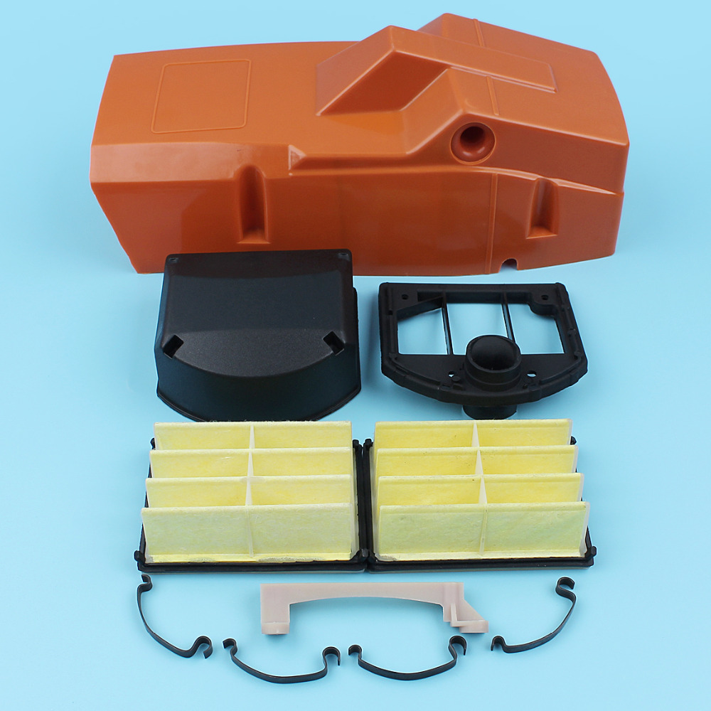 Top Engine Cylinder Cover Air Filter Clip Bracket For Husqvarna 268 272 272 XP Chainsaw #503406001