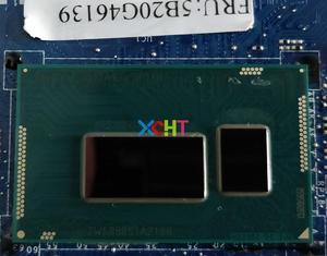 Image 4 - Pour Lenovo B40 70 w SRIEN i3 4030U CPU ZIWE1/ZIWB2/ZIWB3 LA B092P carte mère dordinateur portable testé
