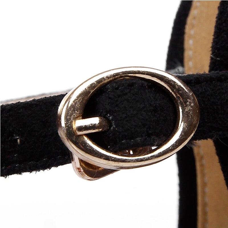 Universe Fashion High Heel Genuine Leather Sandals Women Apricot Royal Blue Orange Patchwork Elegant platform Shoes E069