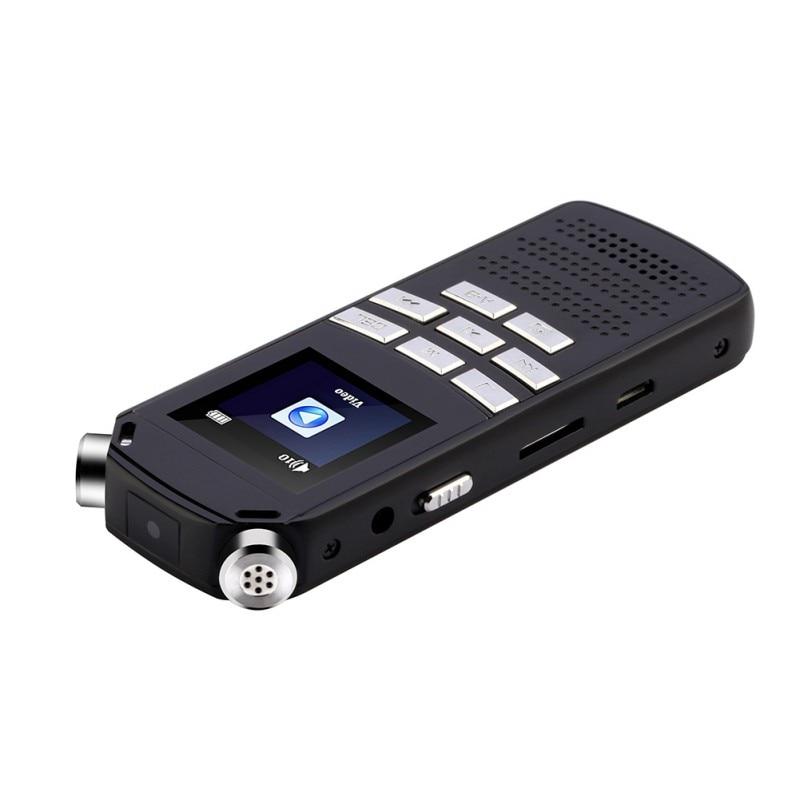Image 4 - HD DVR Digital Camera Voice Recorder USB MP3 Dictaphone Digital Audio Voice Recorder DVR 720P Microphone-in Digital Voice Recorder from Consumer Electronics