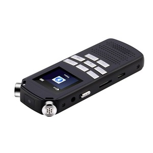 Image 4 - HD DVR Fotocamera Digitale Registratore Vocale USB MP3 Dittafono Digital Audio Voice Recorder DVR 720P Microfono