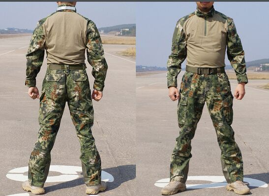 kaiser chiefs kaiser chiefs stay togehter 2 lp us army military uniform for men training new chiefs clothing uniform Outdoor Cotton python tactical training uniform