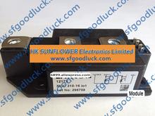 MCC310-16io1 tyrystorowy moduł SCR 1600 V 320A 7-Pin Y2-DCB waga (typowe w tym śruby) 320g darmowa wysyłka tanie tanio Fu Li
