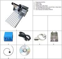 Desktop cnc engraver mini router 3020 ball screw 500w mach3 control