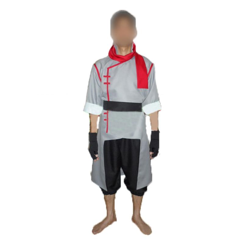 Movie Avatar The Legend of Korra Mako Cosplay Costume