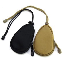 Mini Outdoor EDC Carrying Bag Portable Key Coin Change Purse