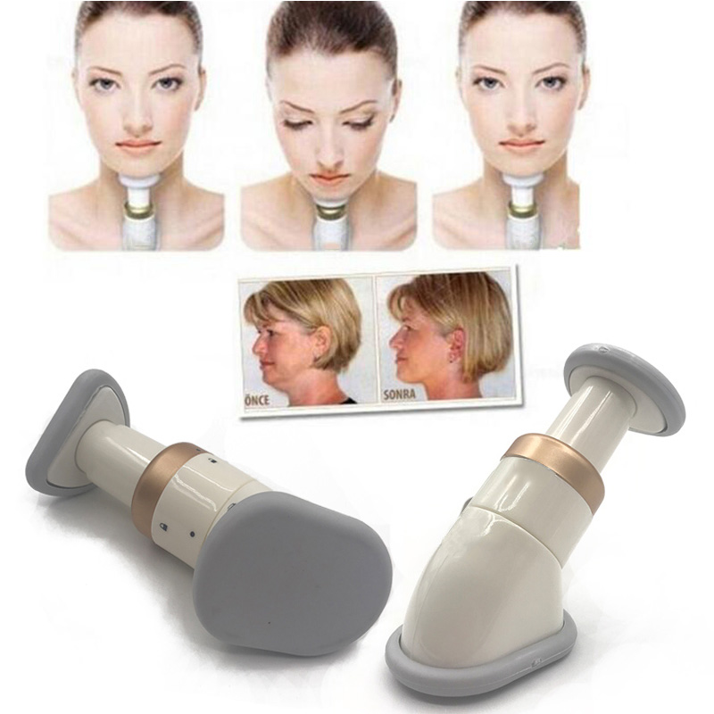 Neckline Face Massager Double Chin remover Massager Delicate Massage Tool Scraping Neckline Exerciser Reduce face lift