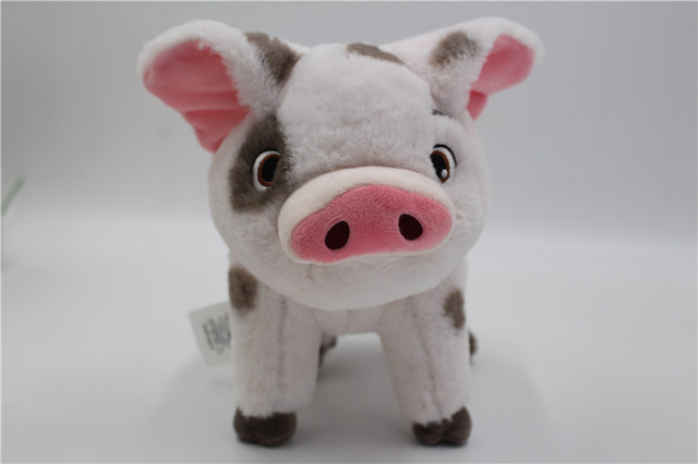 new store authentic patch moana pua pig plush toy doll 9 1 2 soft