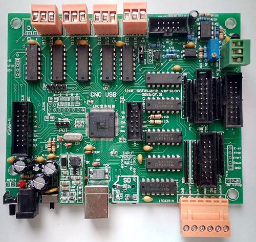 все цены на New USB CNC Controller Interface Board CNCUSB MK2