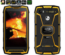 china Original Conquest S9 8 Octa Core Android 5.1 ip68 Rugged Waterproof Phone Big 6000mAH 5.5″ FHD 1920×1080 4G LTE FDD GPS