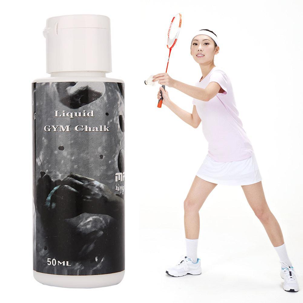 Magnesium Ball Powder Chalk Anti Slip For Weightlifting Gymnastics Climbing*New