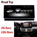 Android 8.1 Octa 8-Core RAM 2G + 32G Rádio Do Carro Unidade de Cabeça de Navegação GPS WiFi Bluetooth tela para Mercedes Benz CLS W218 2010-2014