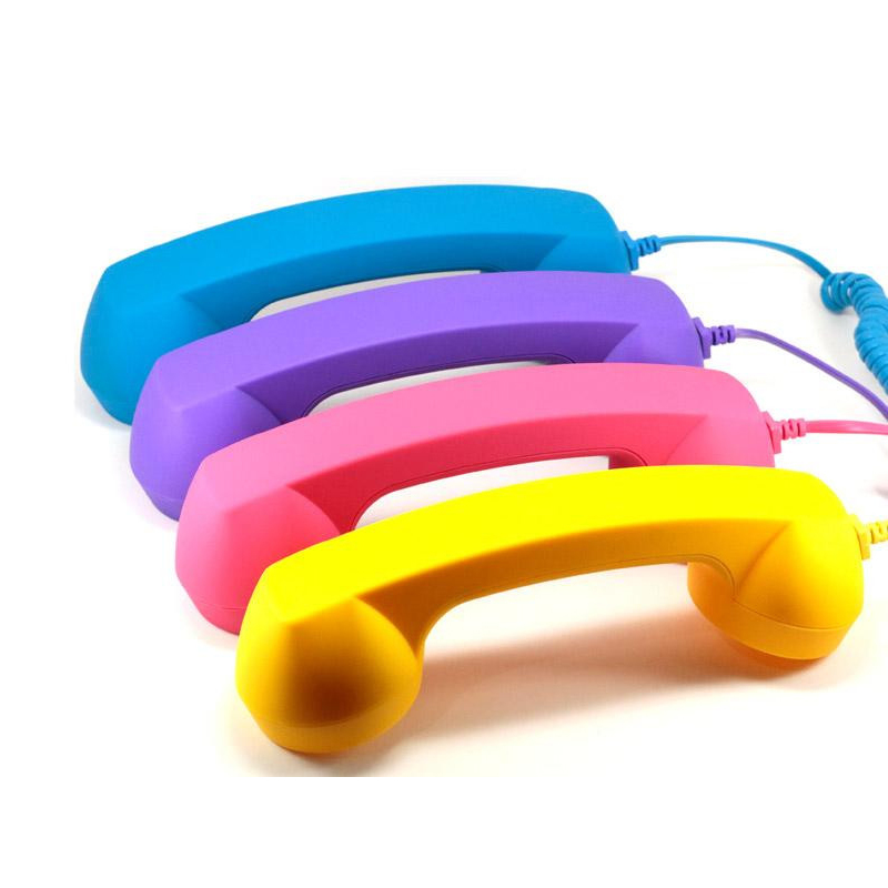 Microphone Telephone-Handset Radiation-Protection Andrews Mini Pregnant-Women For Wired-Control