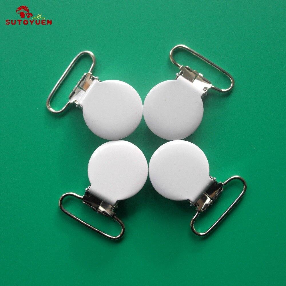 50 stks emaille ronde metalen jarretelle clips met plastic tanden, - Voeden - Foto 5