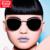 TRIUMPH VISÃO Feminino Luxo Redonda de Metal Mulheres Óculos De Sol Rosa Roxo Espelho UV400 Óculos de Sol Para As Mulheres 2016 Nova Ladies Shades