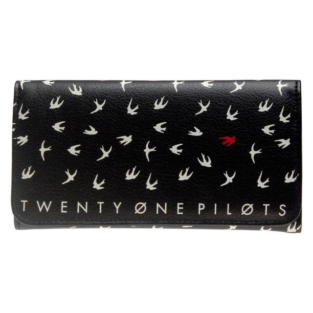 Кошелек дизайн группы Twenty one pilots
