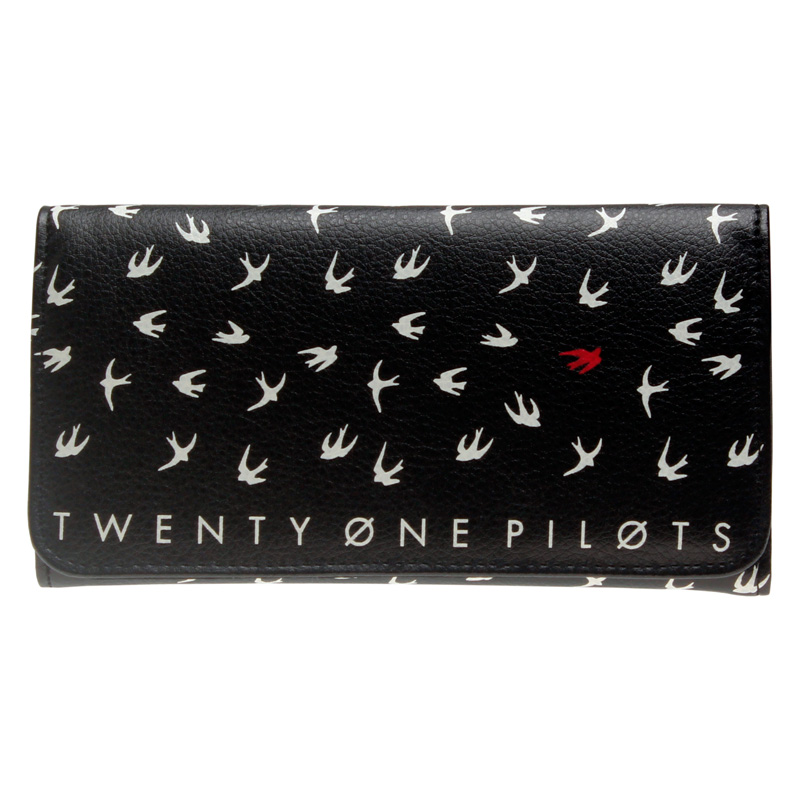 Twenty One Pilots Women Wallet DFT-6005