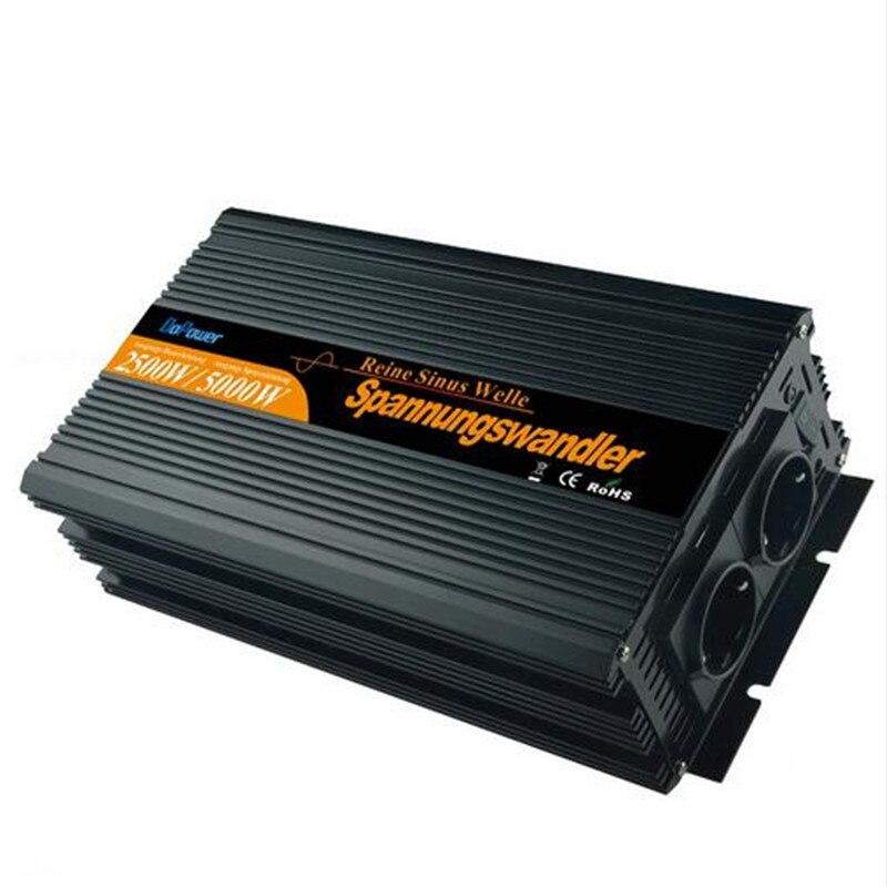 1000W Reiner Sinus Spannungswandler DC 12V auf AC 230V Inverter Wechselrichter
