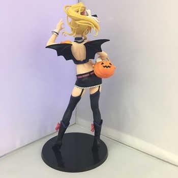 Love Live Eli Ayase Action Figure 1/7 scale painted figure Hallowmas Ver. Pumpkin Ellie Doll PVC figure Toy Brinquedos Anime