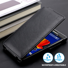 For Lenovo A536 A 536 Case iMUCA Luxury PU Leather Wallet Phone Bag Cover Flip Case For Lenovo A536 A358T Cover Case Accessories