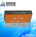 gprs rtu for water level controller with modbus rtu