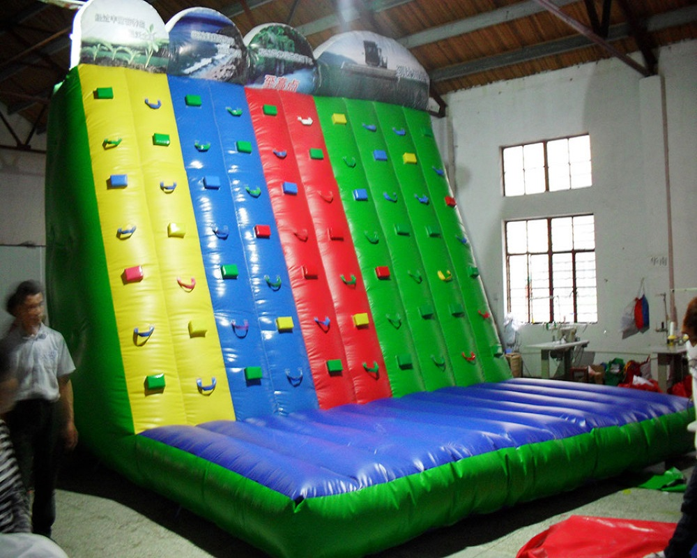 Indoor Kids Used Rock Climbing Wall Inflatable Rock Climbing Wall For Kids Climbing Walls Aliexpress