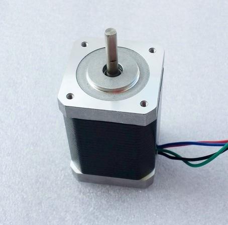 NEMA17 Stepper Motor For 3D Printer 79N cm 110 oz in Body Length 63mm CE Rohs CNC Kit Stepper in Stepper Motor from Home Improvement