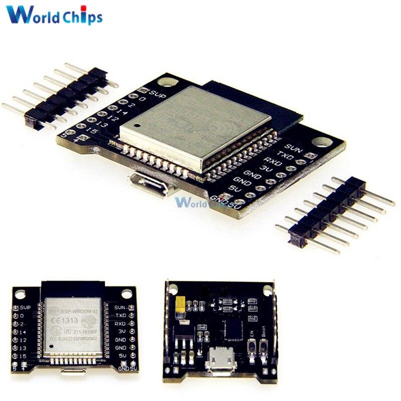 Shop For Cheap Esp32 Wemos Wifi Module Bluetooth Dual-core Esp32 Esp32s Esp8266 Development B Computers/tablets & Networking
