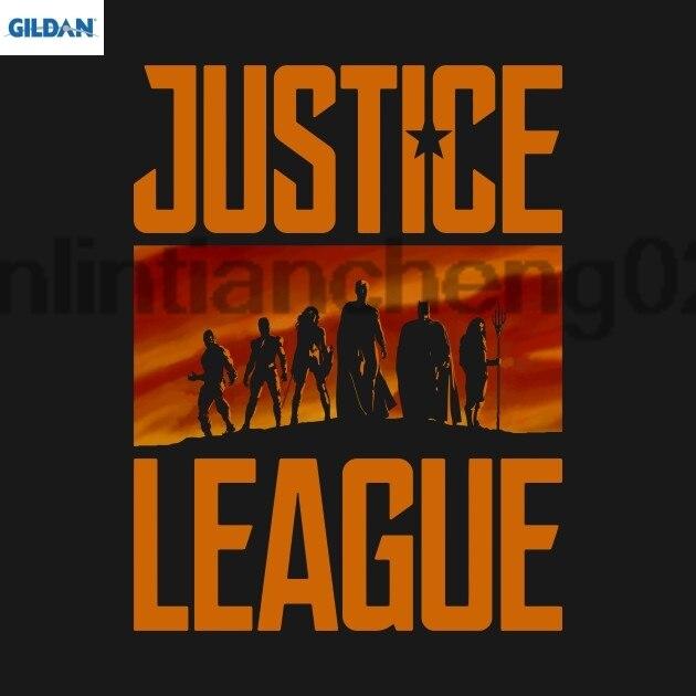 GILDAN Justice League T Shirt