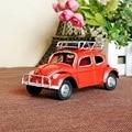 8645 American Cowboy Beetle Models Retro Vintage Car Model Creative Ornaments