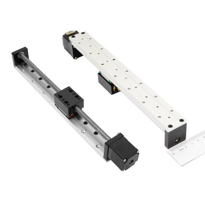 Hot sale UMot 30mm rail width customized length miniature linear guideway rail 300mmHot sale UMot 30mm rail width customized length miniature linear guideway rail 300mm