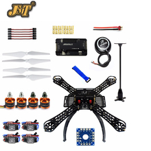 JMT DIY RC Drone Quadrocopter X4M380L Frame Kit with APM 2 8 Flight Control GPS Propeller