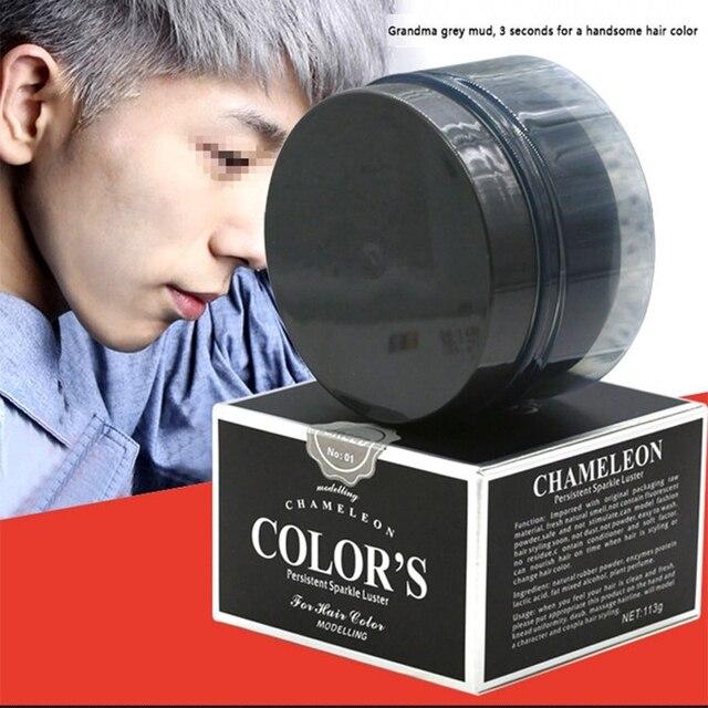 Grey hair sparkle