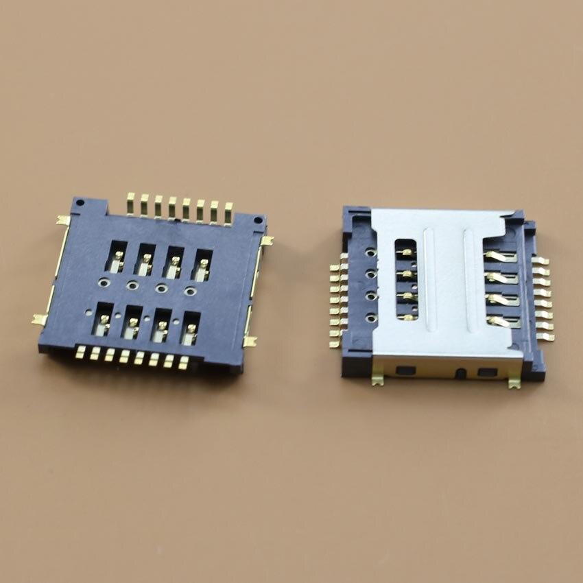 YuXi Nova Marca Bandeja Slot Para Cartão SIM adaptador Para Lenovo A780 A520 A580 P90w S850E A690 S720 A800 telefone celular