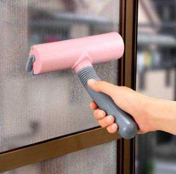 Window/Door Fly/Bug Screen Roller Brush Cleaner & Window/Door Fly/Bug Screen Roller Brush Cleaner-in Cleaning ... pezcame.com