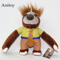 Anime Cartoon Zootopia Flash Folivora Plush Toys Soft Stuffed Animal Dolls Kid's Gift 20CM AP0165