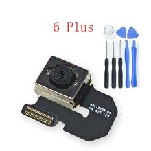 Oem retour caméra arrière objectif principal de réparation flex câble de remplacement pour iphone 6 plus